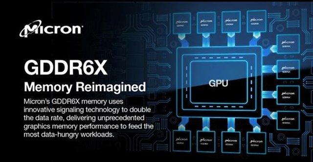 """GDDR6X和GDDR6区别是什么?GDDR6X和GDDR6差距对比科普知识"""""""