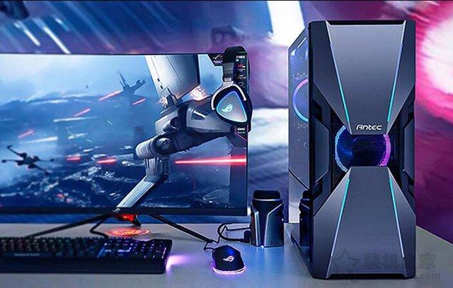 鲁大师一百万跑分主机!i9-10900K配RTX3080全能型发烧级电脑配置