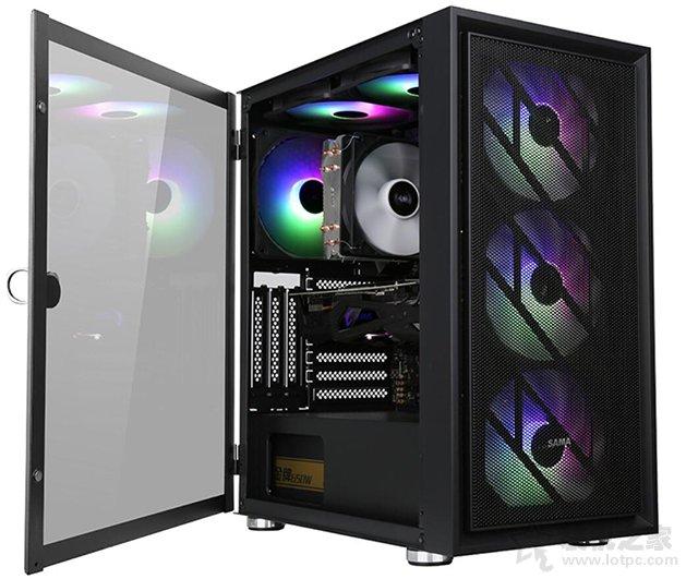 爽玩游戏大作,AMD锐龙R5 5600X配RTX3060组装电脑配置清单