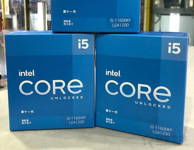 i5 11600KF配什么主板好?intel酷睿i5-11600K/F与主板搭配知识