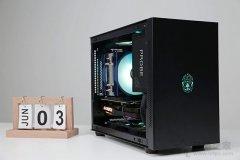 把百元散热新标杆塞进网红ITX?i5-11600K桌面钢炮搭建实录